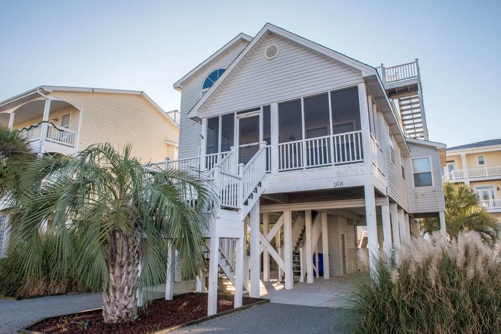 Isle Beach House North Carolina