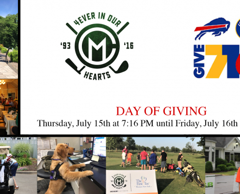 Chris Maloney Legacy Foundation and Give716 Inaugural Fundraising Event