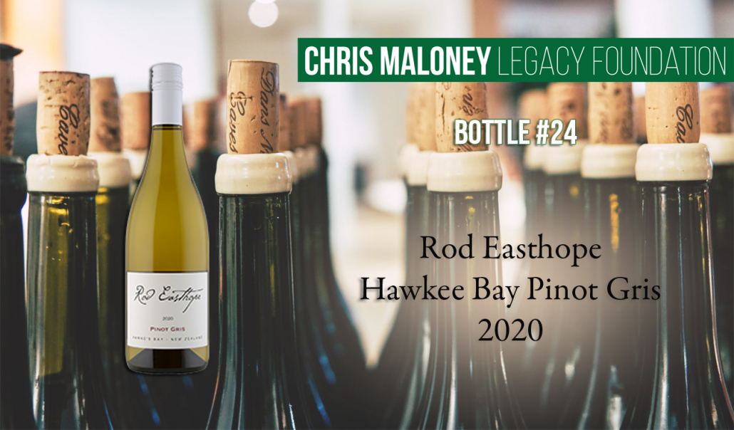 Easthope Hawkee Bay Pinot Gris 2020