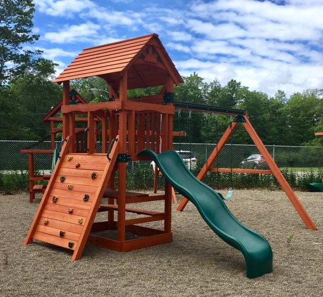 American Eagle Playsets