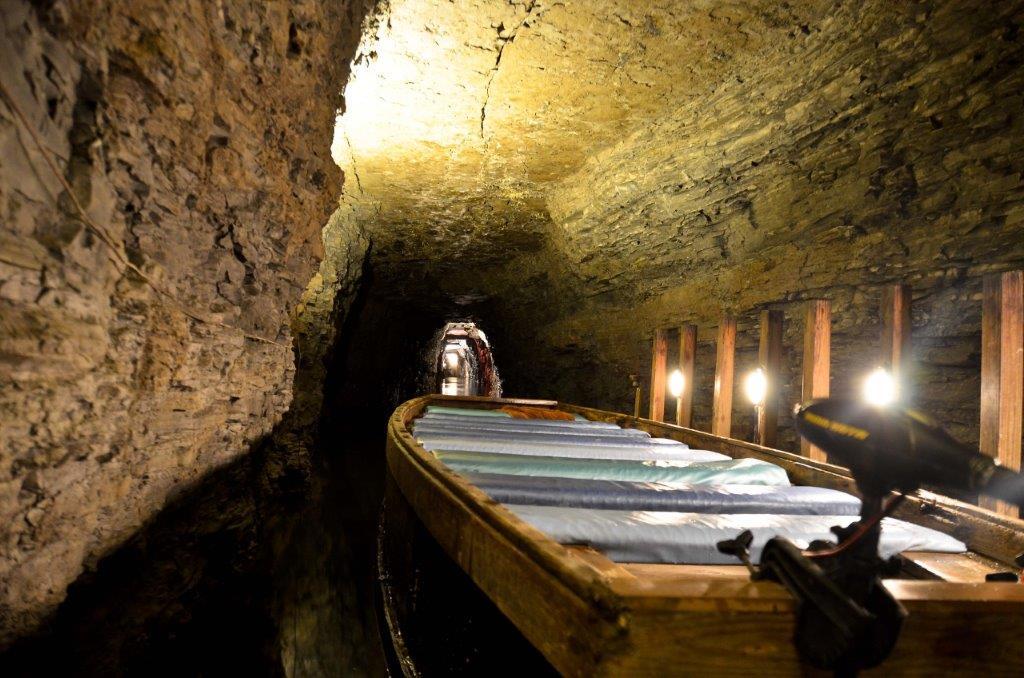 Lockport Underground Cave Tour